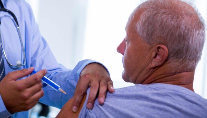 Foto 1 - La campaña de vacunación antigripal busca alcanzar al 70% de la población de riesgo