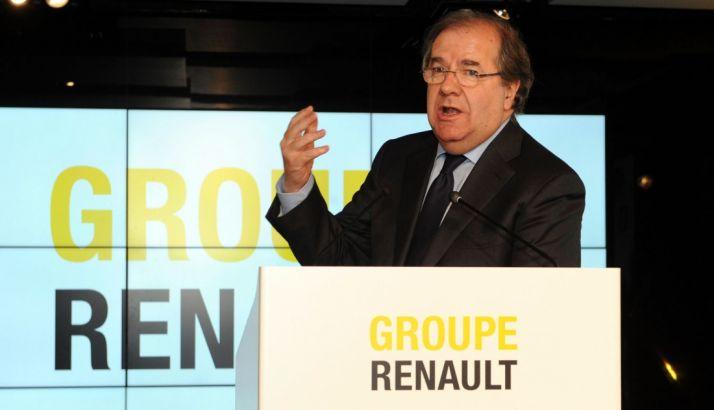 """Foto 1 - Herrera afirma que """"lo que es bueno para Renault es bueno para Castilla y León"""""""
