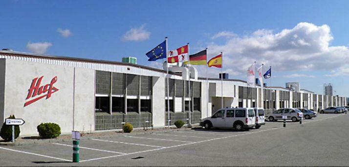 Imagen de la factoría en El Burgo./HE