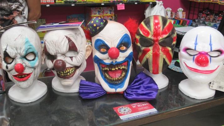 Foto 2 - Halloween 2017: El reino de terror de los payasos asesinos
