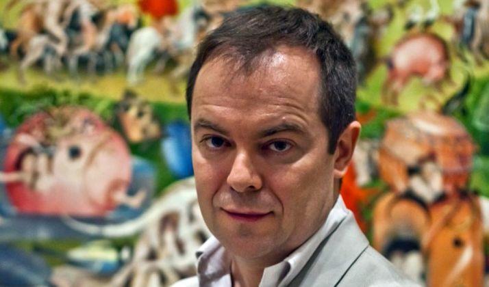El escritor y periodista Javier Sierra.