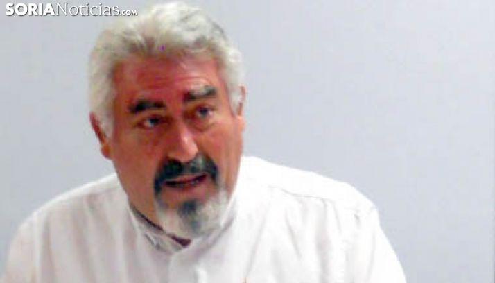 José Ignacio Delgado, de C's de Castilla y León./SN