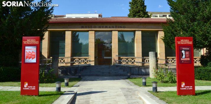 Imagen de archivo de la entrada al museo. /SN
