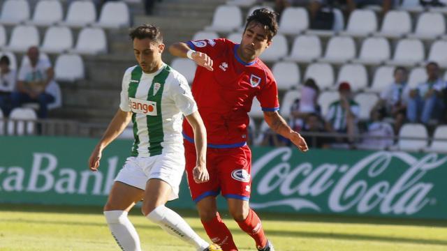 El Numancia consigue rascar un punto de Córdoba (1-1)