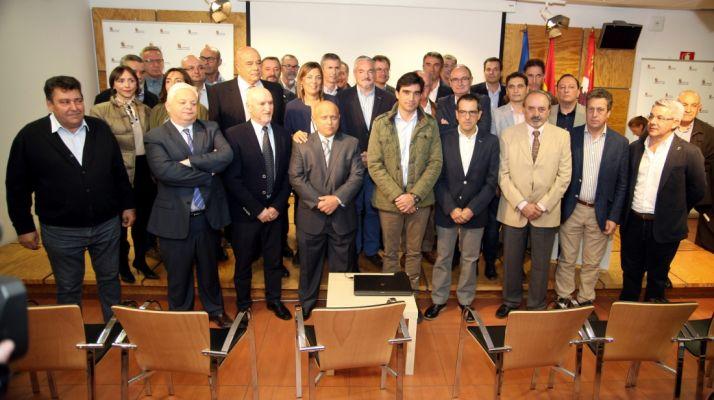 Presentación del Observatorio con agentes del sector agro-ganadero de CyL.