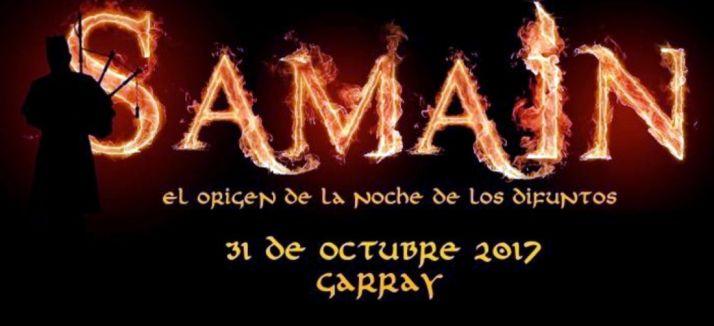 Foto 1 - Esta tarde de martes, el 'Samain' en Garray
