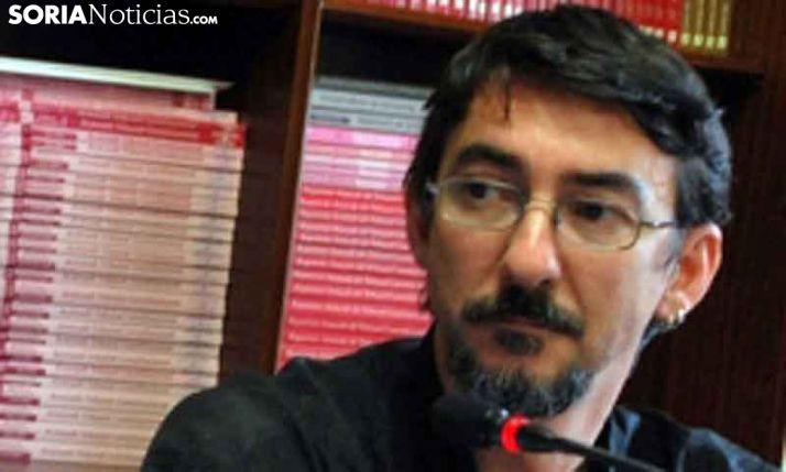 Luis Alberto Romero, concejal de la AE Sorian@s. /SN