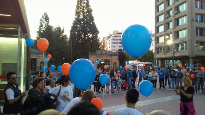 Foto 2 - Aspace busca la concienciación en el día mundial de la parálisis cerebral