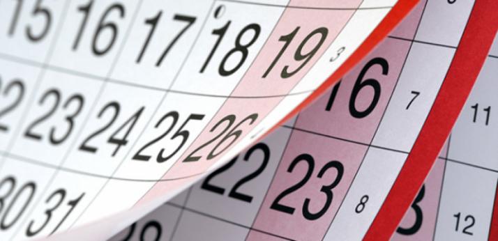 Foto 1 - El calendario laboral para 2018 recoge diez festivos comunes para toda España