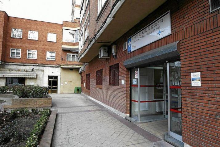 Centro de Salud Magdalena de Valladolid.