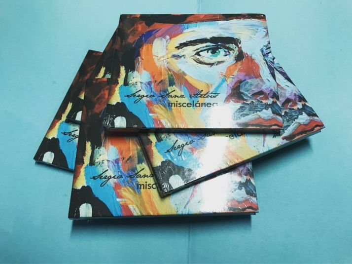 El disco de Sergio Sanz.