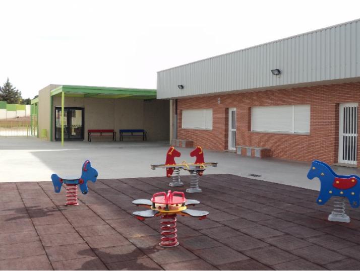 Foto 1 - La Junta adjudica las obras de ampliación del colegio de Golmayo