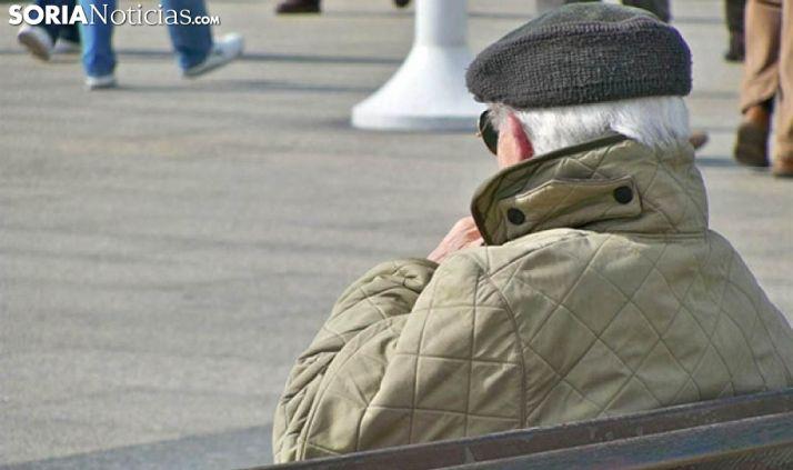 Foto 1 - Las pensiones en Soria sumaron 22.440 en octubre, un 0, 1% más que el mes anterior