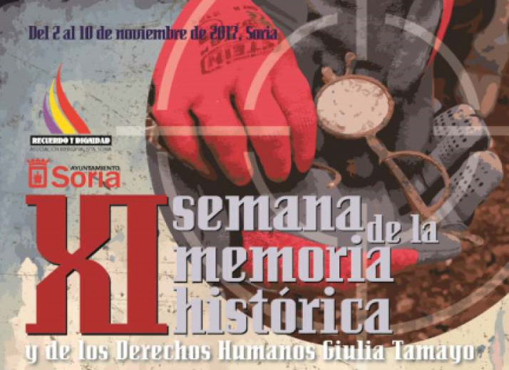 Foto 1 - El día 2 comienza la XI Semana de la Memoria Histórica y de los Derechos Humanos