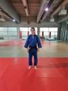Foto 1 - El judoca soraino Alexis Rosa en la European Cup de malaga