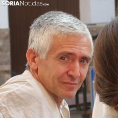 Luis Antonio Sáez, director de la Cátedra sobre Despoblación y Creatividad (Universidad de Zaragoza).