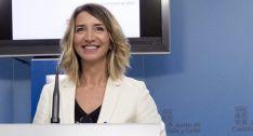 La consejera de Familia e Igualdad, Alicia García. /Jta.