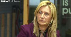 Blanca García, decana de la Facultad de Empresariales y del Trabajo. /SN