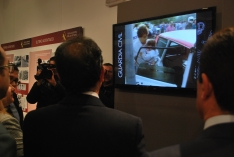 Foto 4 - Soria homenajea a las 243 víctimas del terrorismo de la Guardia Civil