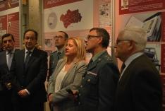 Foto 3 - Soria homenajea a las 243 víctimas del terrorismo de la Guardia Civil