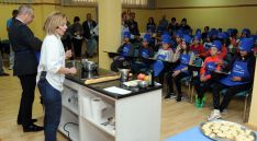 50 escolares de Las Pedrizas se educan para una 'vida saludable'