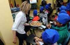 Foto 2 - 50 escolares de Las Pedrizas se educan para una 'vida saludable'