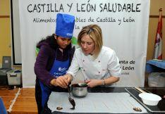 Foto 3 - 50 escolares de Las Pedrizas se educan para una 'vida saludable'