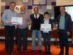 Foto 2 - Escolapias copa los premios escolares Numancia 2017 de la Diputación