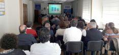 Una imagen del encuentro en Soria de la agrupación regional.