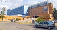 Imagen de la entrada principal al centro hospitalario. /SN