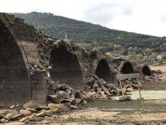 El PSOE de Soria exige medidas por el puente de Vinuesa