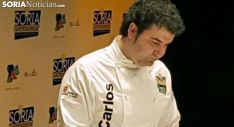 El chef soriano en una imagen de archivo