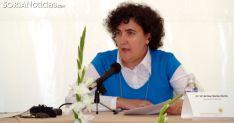 Mar Martín, presidenta de la Fundación Abraza la Tierra./SN