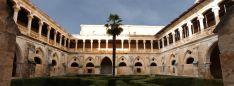 Claustro del monasterio. /MH