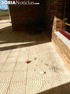 Foto 3 - Vecinos del Pico Frentes, molestos por la conducta de algunos de los alumnos