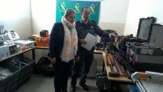 5 detenidos en la 'Operación Somachine'