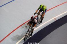 Foto 2 - Debut arrollador del soriano Antonio González en el Trofeo Bioracer Guipuzcoa de pista