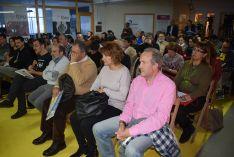 Asistentes al debate 'Fiscalidad para la repoblación'. /SN