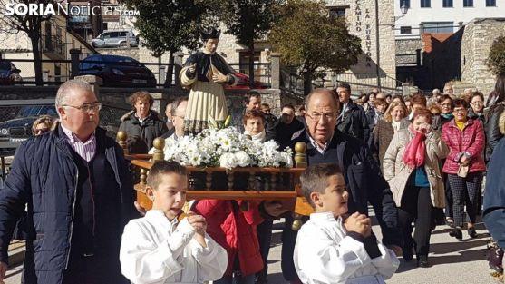 Fiestas de San Millán en Cabrejas del Pinar