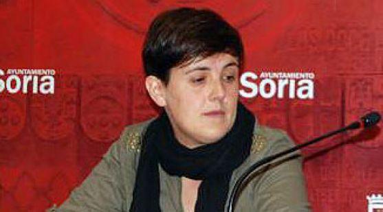 Ana Alegre, responsable del área social del Consistorio.