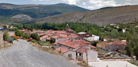 Vista de Villar del Río, uno de los municipios beneficiados.
