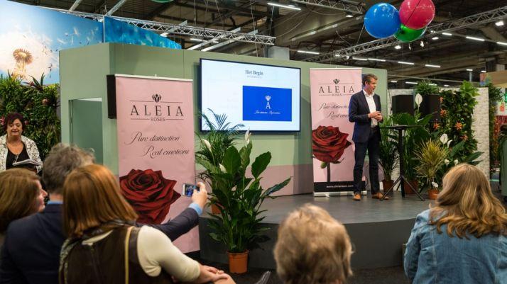 Imagen de la presentación ayer.