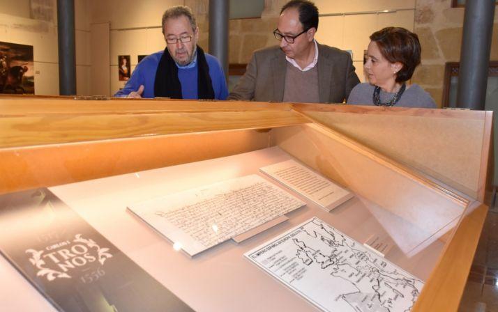 Foto 1 - El Archivo Histórico acoge una exposición sobre Soria en el reinado de Carlos I