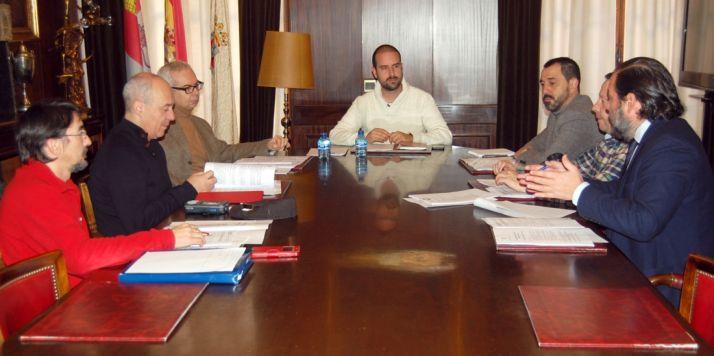 Foto 1 - Primer encuentro del grupo de trabajo de participación ciudadana