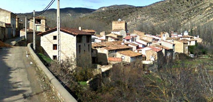 Imagen de Cigudosa, en el este provincial.