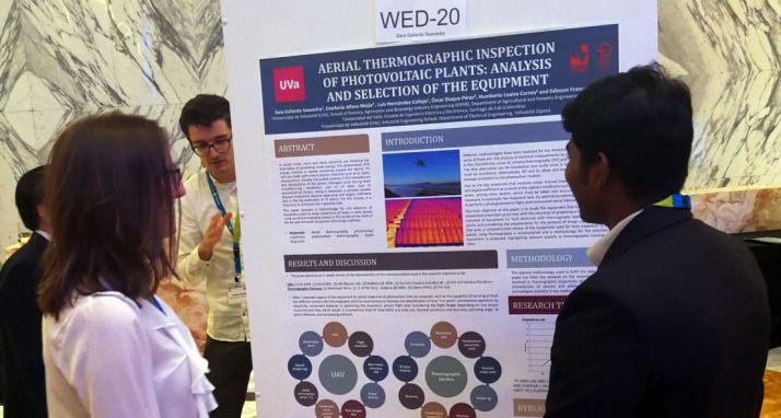 Foto 1 - La Escuela de Ingeniería, en el Solar World Congress