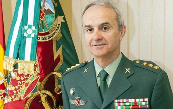 Juan Miguel Arribas Revuelto./GC
