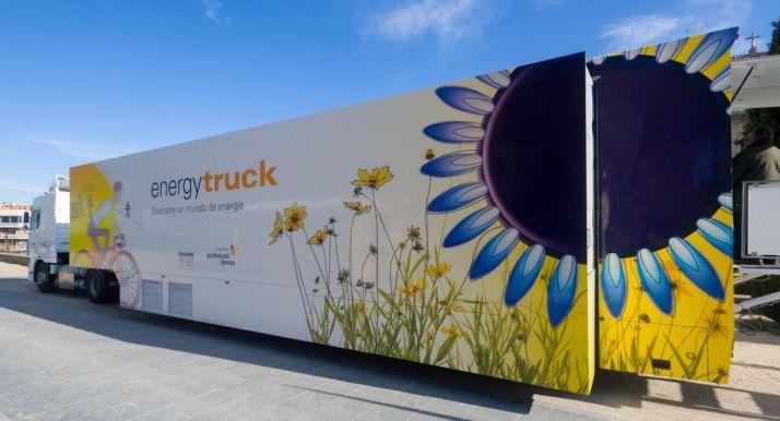 Foto 1 - El Energytruck llega a la provincia