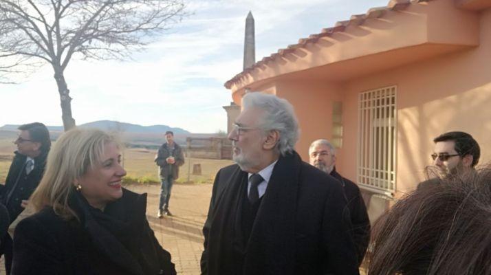 Recital de Plácido Domingo en Numanica. SN
