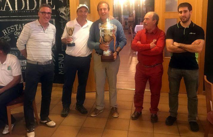 El Club de Golf Soria se lleva el triangular provincial